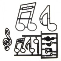 Patchwork Cutter Extra Large Music Notes