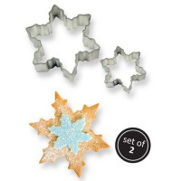PME Cookie Cutter Snowflake Set -2st-
