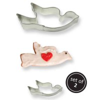 PME Cookie Cutter Dove Set -2st-