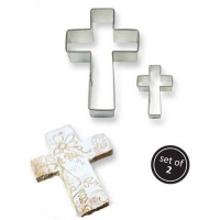 PME Cookie Cutter Cross Set -2st-