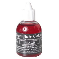 Sugarflair Airbrush Colouring Peach -60ml-