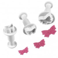 PME Butterfly Plunger Mini Set -3st-