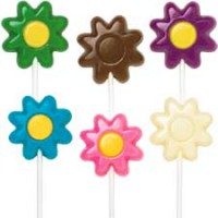 Wilton Chocolate & Candy LolliMold Dancing Daisy