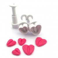 Dekofee Plungers Mini Angel Wings Set -3st-