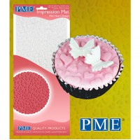 PME Impression Mat Mini Heart