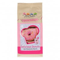FunCakes Special Edition Mix voor Delicious Donuts -500gr-