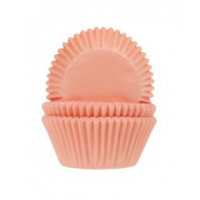 House of Marie Baking Cups Abrikoos -50st-