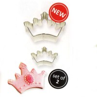 PME Cookie Cutter Crown Set -2st-