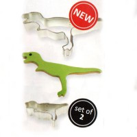 PME Cookie Cutter Dinosaur Set -2st-