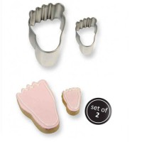 PME Cookie Cutter Foot Set -2st-