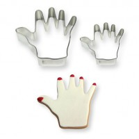 PME Cookie Cutter Hand Set -2st-