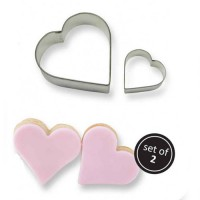 PME Cookie Cutter Heart Set -2st-