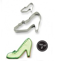 PME Cookie Cutter High Heel Set -2st-