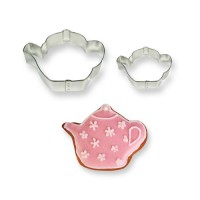 PME Cookie Cutter Teapot Set -2st-