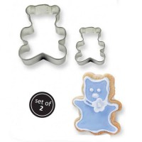 PME Cookie Cutter Teddy Set -2st-