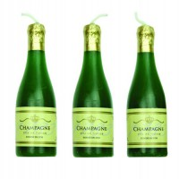 PME Candles Champagne -6st-
