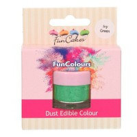 FunCakes Edible Dust Ivy Green