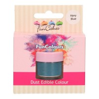 FunCakes Edible FunColours Dust Navy Blue