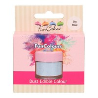 FunCakes Edible FunColours Dust Sky Blue