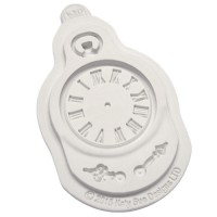 Katy Sue Mould Clock
