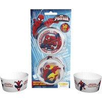 Cupcake Baking Cups Spiderman -50st-