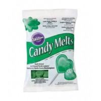 Wilton Candy Melts Dark Green -340gr-