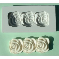 Alphabet Moulds Rose Border