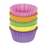Städter Baking Cups Multi Colour -100st-
