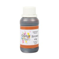 Colour Splash Airbrush Colours Brown -45gr-