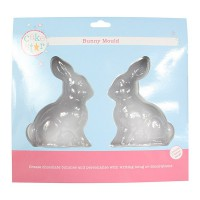 Cake Star Mould Chocolate Bunny Mould