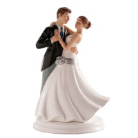 Wedding Cake Topper Dancing