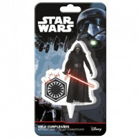 Dekora 2D Cake Candle Star Wars
