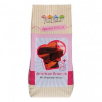 FunCakes Special Edition Mix voor American Brownie -500gr-