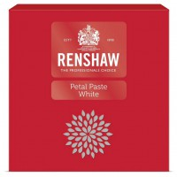 Renshaw Petal Paste White 3x100g