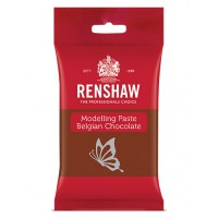 Renshaw Milk Chocolate Modelling Paste -180gr-