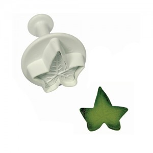 PME Ivy Leaf Plunger Small (20mm)