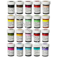 Wilton Icing Color Set Premium (20x28gr)