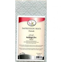 CK Impression Mat Set Damask -4st-