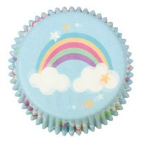Culpitt Foil Baking Cups Unicorn -24st-