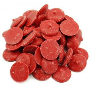 Clasen Candy Melts Red -350gr-