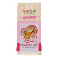 FunCakes Special Edition Mix voor Limoncello Cake -400gr-