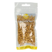 Wilton Sprinkles Gold Arrow -56gr-