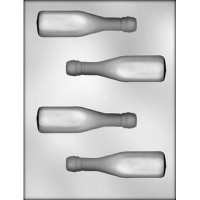 CK Chocolade Mal 3D Champagne Fles Small