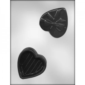 CK Chocolate & Candy Mold 3D Heart Box
