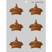 CK Chocolate & Candy Mold Crown