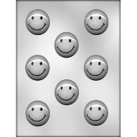 CK Chocolate & Candy Mold Smiley Face