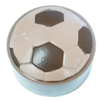 CK Chocolate & Candy Cookie Mold Round (Oreo) Soccer Ball //