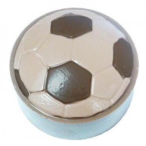 CK Chocolate & Candy Cookie Mold Round (Oreo) Soccer Ball