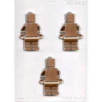 CK Chocolate & Candy Mold Building Figure