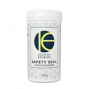 Ingenious Edibles Saftey Seal -120gr-